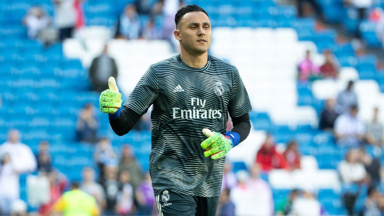 Real Madrid's Navas slams 'ugly' treatment by Solari, will quit if not No. 1