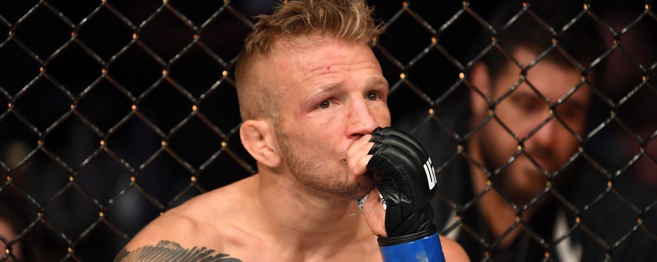 TJ Dillashaw abandona cinturón gallo UFC, suspendido por NYSAC