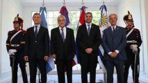Mundial 2030: Chile, Argentina, Paraguay y Uruguay crearon un comité