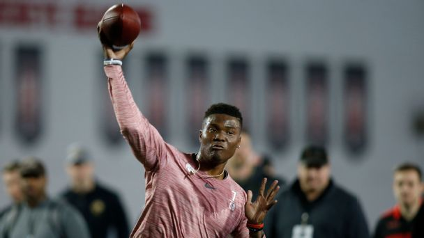 2019 NFL draft prep: Biggest takeaways from Dwayne Haskins' pro day