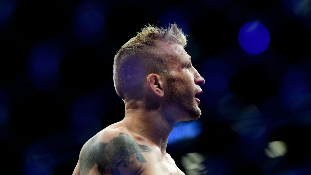 What TJ Dillashaw's drug test failure means for UFC