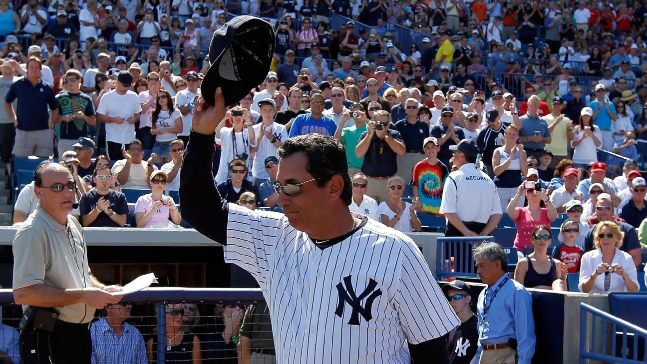 Instructor de bateo de Yankees, golpeado por línea en práctica