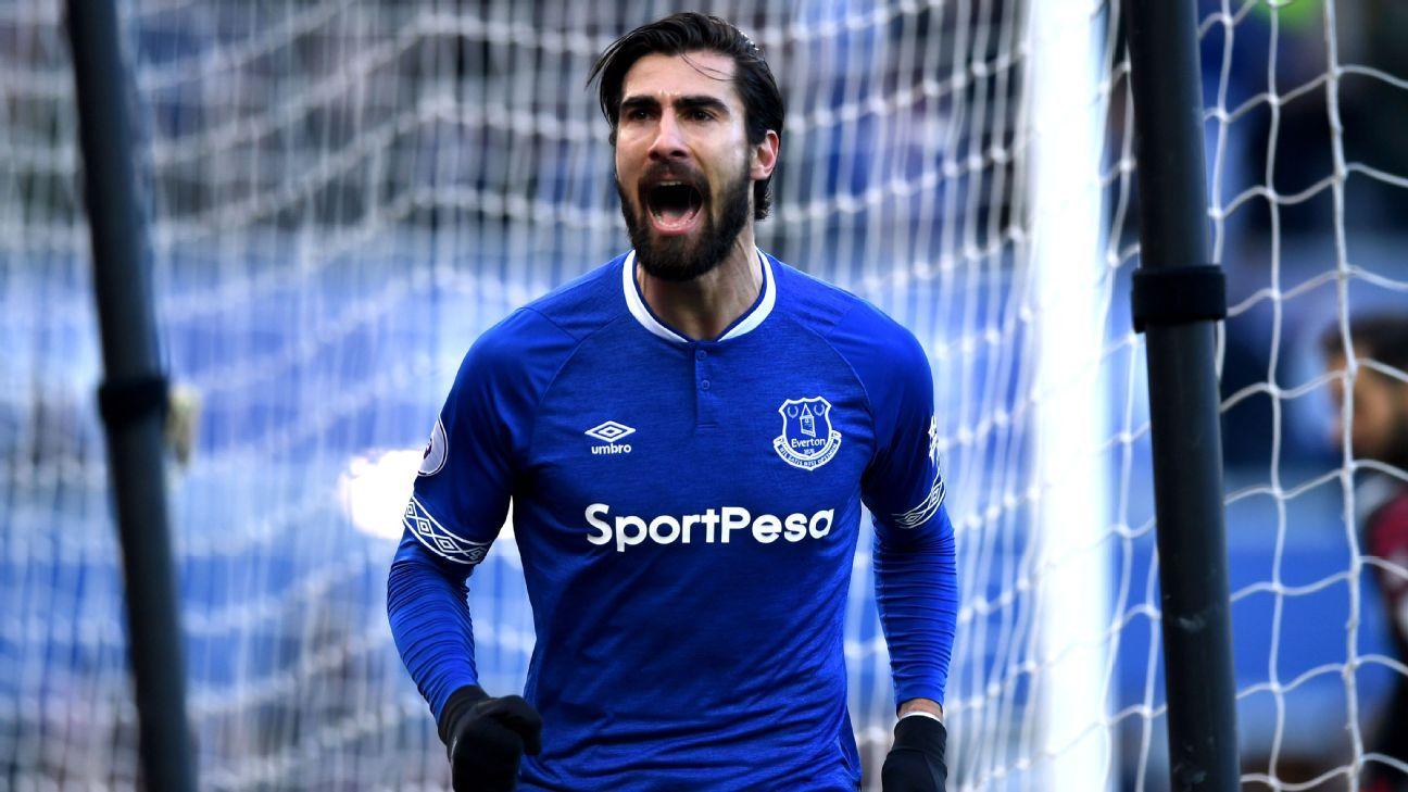 LIVE Transfer Talk: Tottenham after Barcelona's Andre Gomes; Everton also in hunt