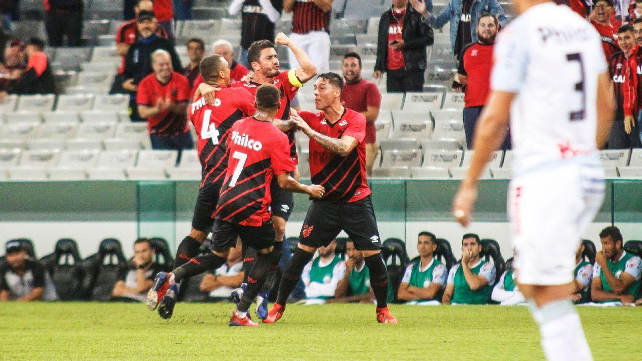 Campeões pelo Athletico jogarão Série B pelo Paraná Clube