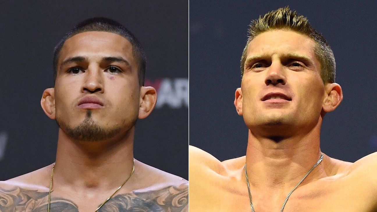 Las estadísticas que definirán a Anthony Pettis vs. Stephen Thompson