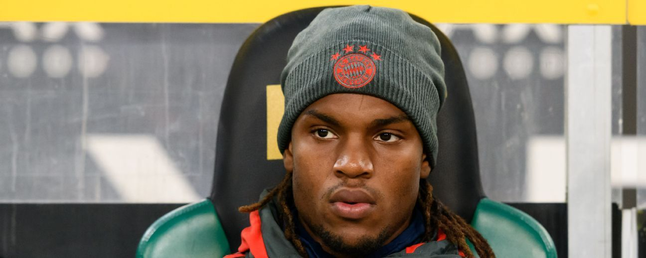 Bayern Munich's Sanches considering future: 'I'm not allowed to play'