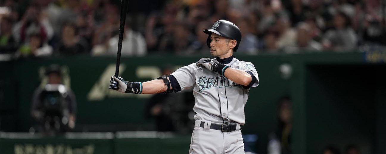 Ichiro Suzuki es un genuino Salón de la Fama