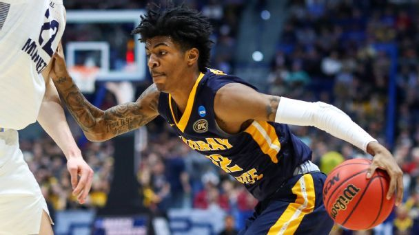Inside Ja Morant's NCAA tournament star turn