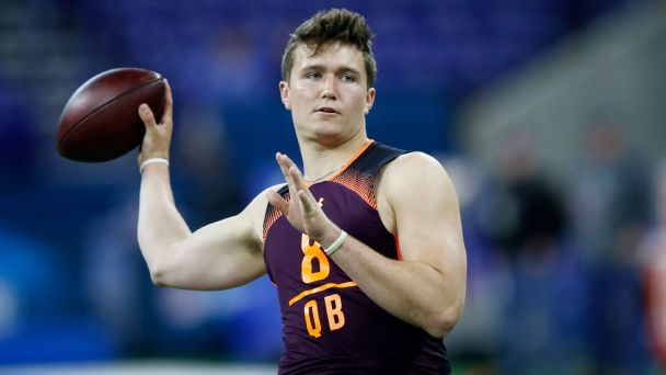 Pro day takeaways: Why Drew Lock is getting top-10 NFL draft buzz