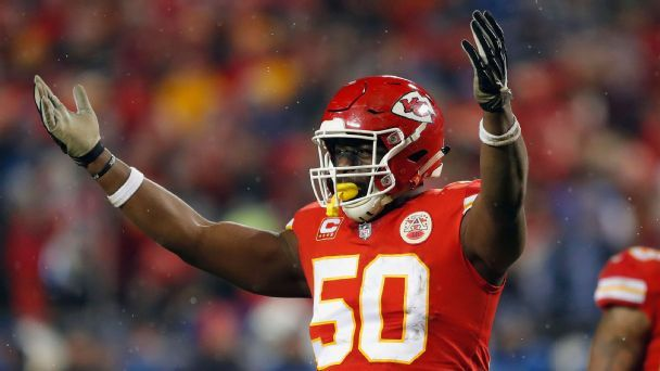 Chris Ballard's patience allows Colts to get big piece in Justin Houston