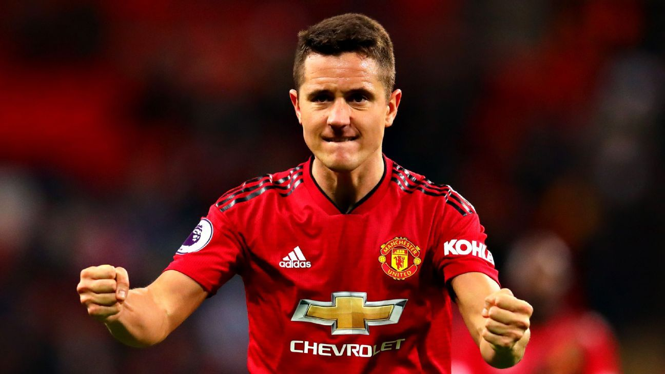 Ander Herrera wants Manchester United stay amid PSG interest - sources