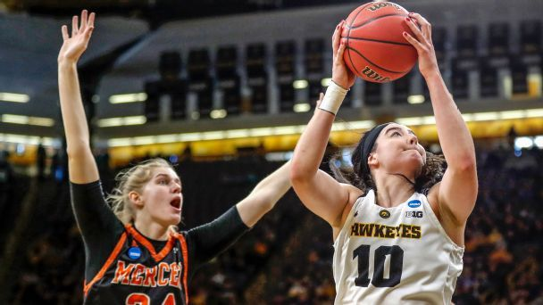 Women's NCAA tournament 2019 -- Inside Megan Gustafson's big day for Iowa