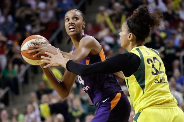 Mercury re-sign 2-time WNBA All-Star Bonner
