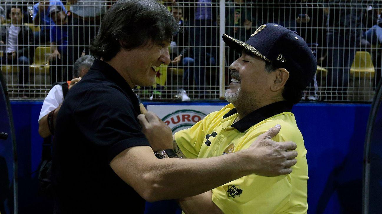 En Juárez no ven revancha ante Maradona y Dorados