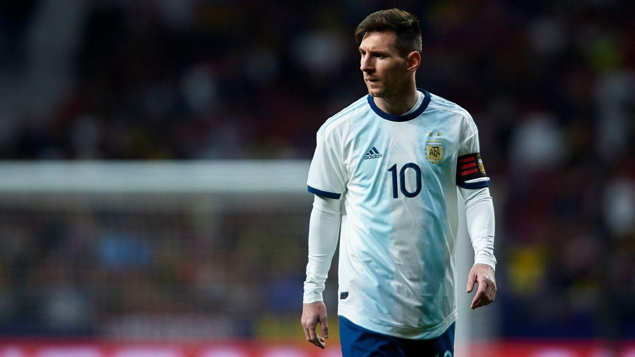 El Barcelona, sin sobresaltos por la lesión de Messi