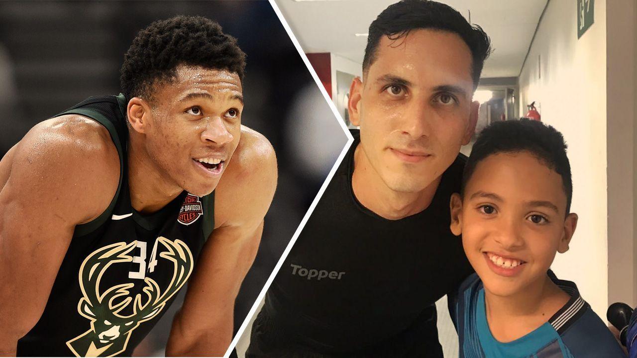 Botafogo: criança ganha camisa de aniversário, chora, vídeo 'viraliza' e chega até astro da NBA