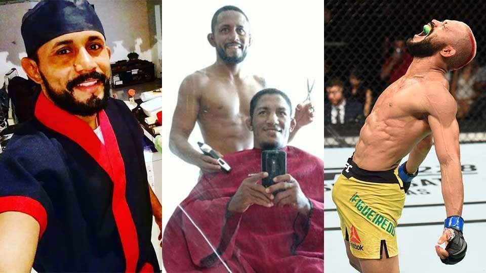 UFC: Deiveson Figueiredo, o brasileiro que já foi cabeleireiro e sushiman e não sabe o que é perder