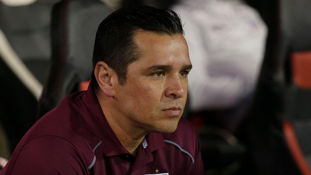 Real Garcilaso despidió al DT Héctor Tapia