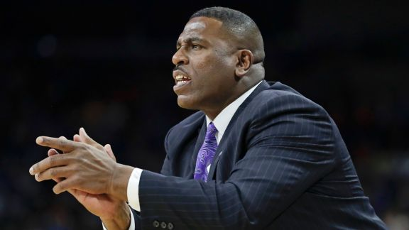 LSU's Tony Benford is unlikeliest coach in NCAA tournament Sweet 16