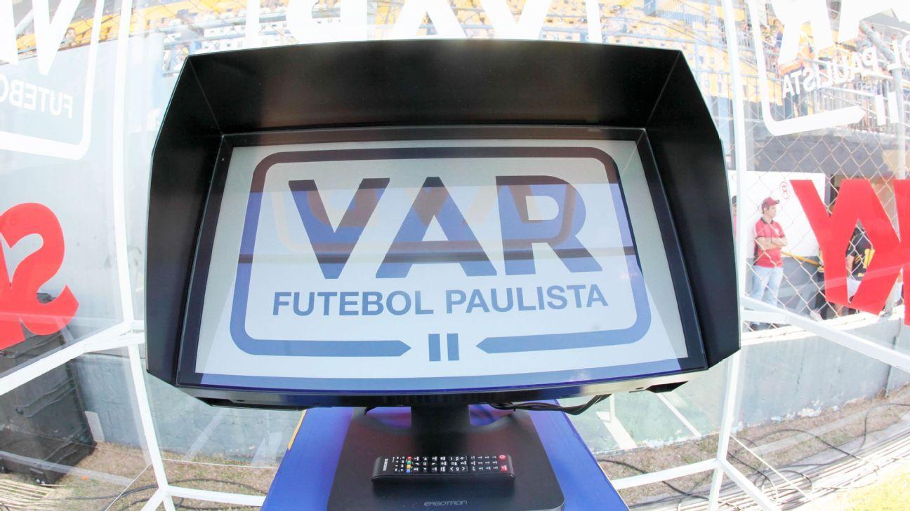 Palmeiras detona VAR da Federação Paulista no Twitter: 'Para nós não existe'