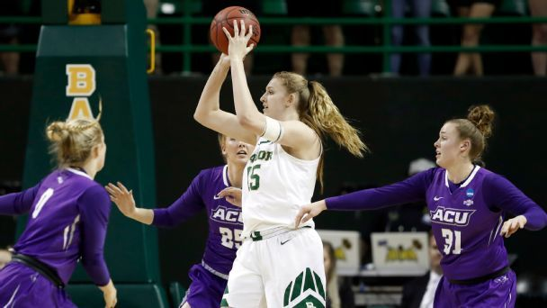 Best of 2019 women's NCAA tournament Saturday