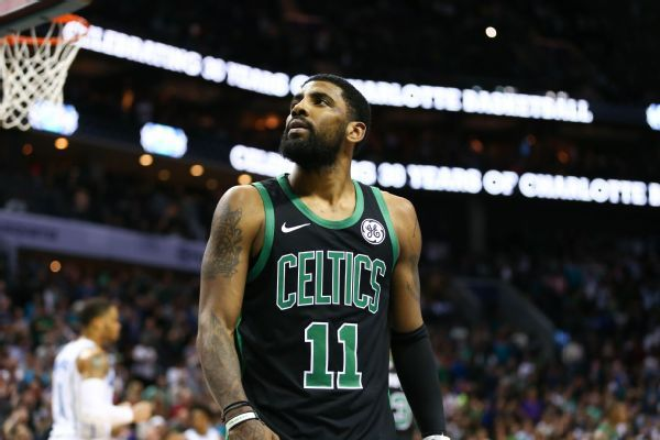 Irving critical of Celtics' implosion, D on Walker