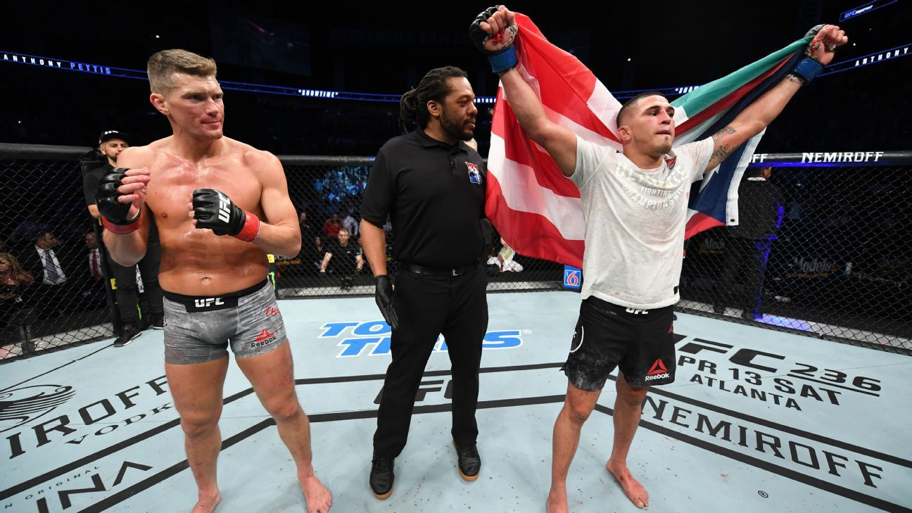 What's next for Anthony Pettis, Stephen Thompson and other UFC Nashville fighters?
