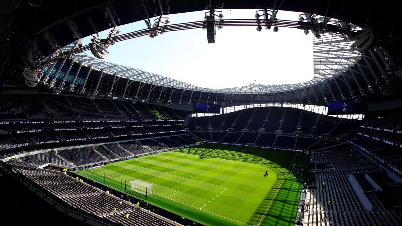 Tottenham's new stadium finally hosts first event, earns rave reviews from fans, media