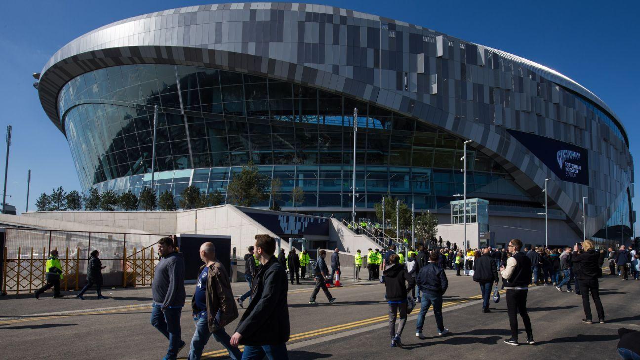 Com quatro jogos em Londres e a volta do México, NFL divulga datas de sua série internacional