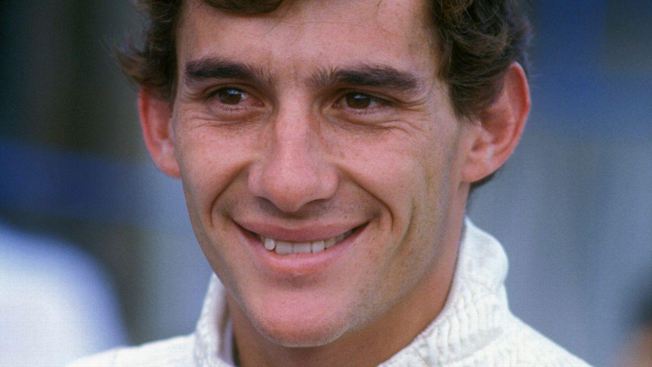 Ayrton Senna estreava na Fórmula 1 há 35 anos à sombra de Nelson Piquet, com banho de gasolina e nota 8