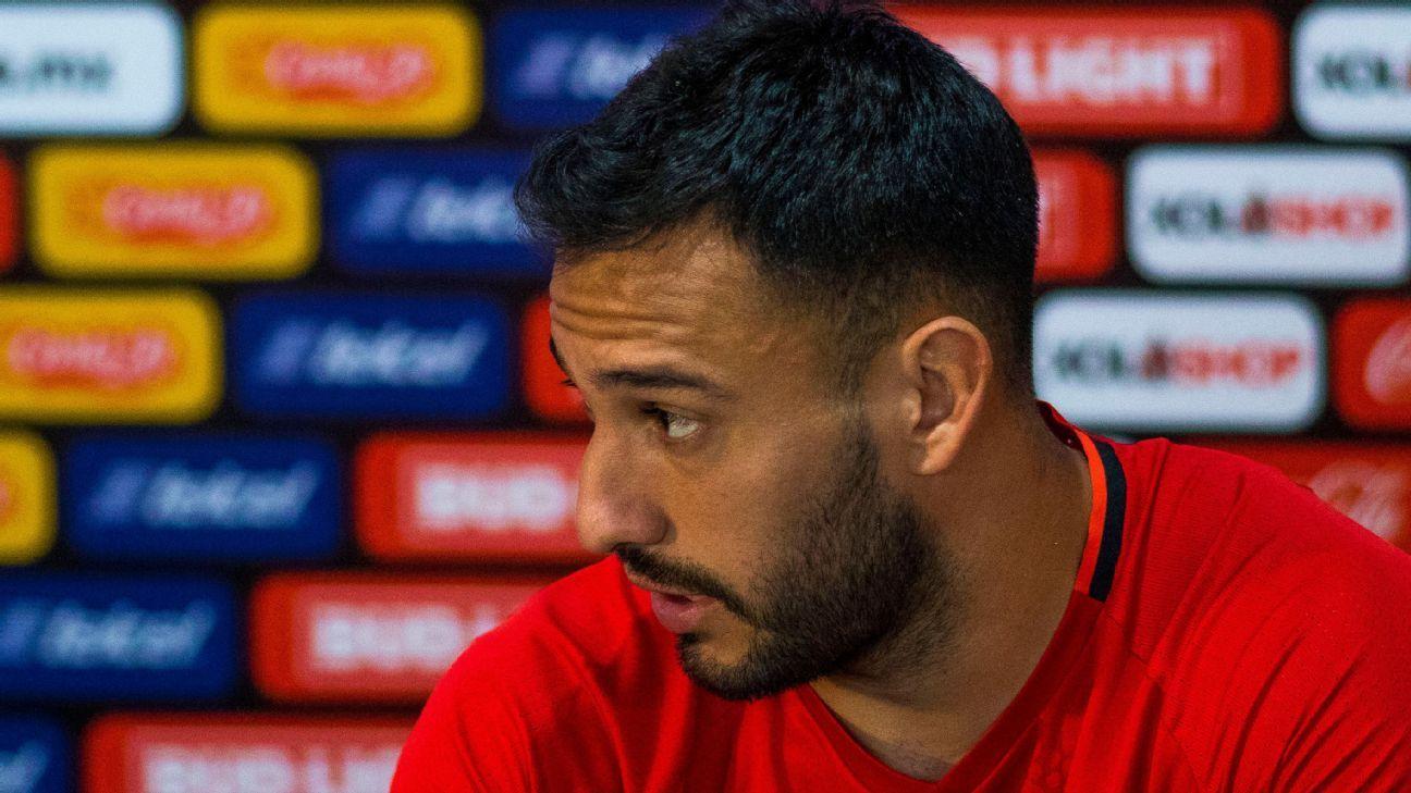Emanuel  Aguilera señala que Tigres es de los mejores rivales