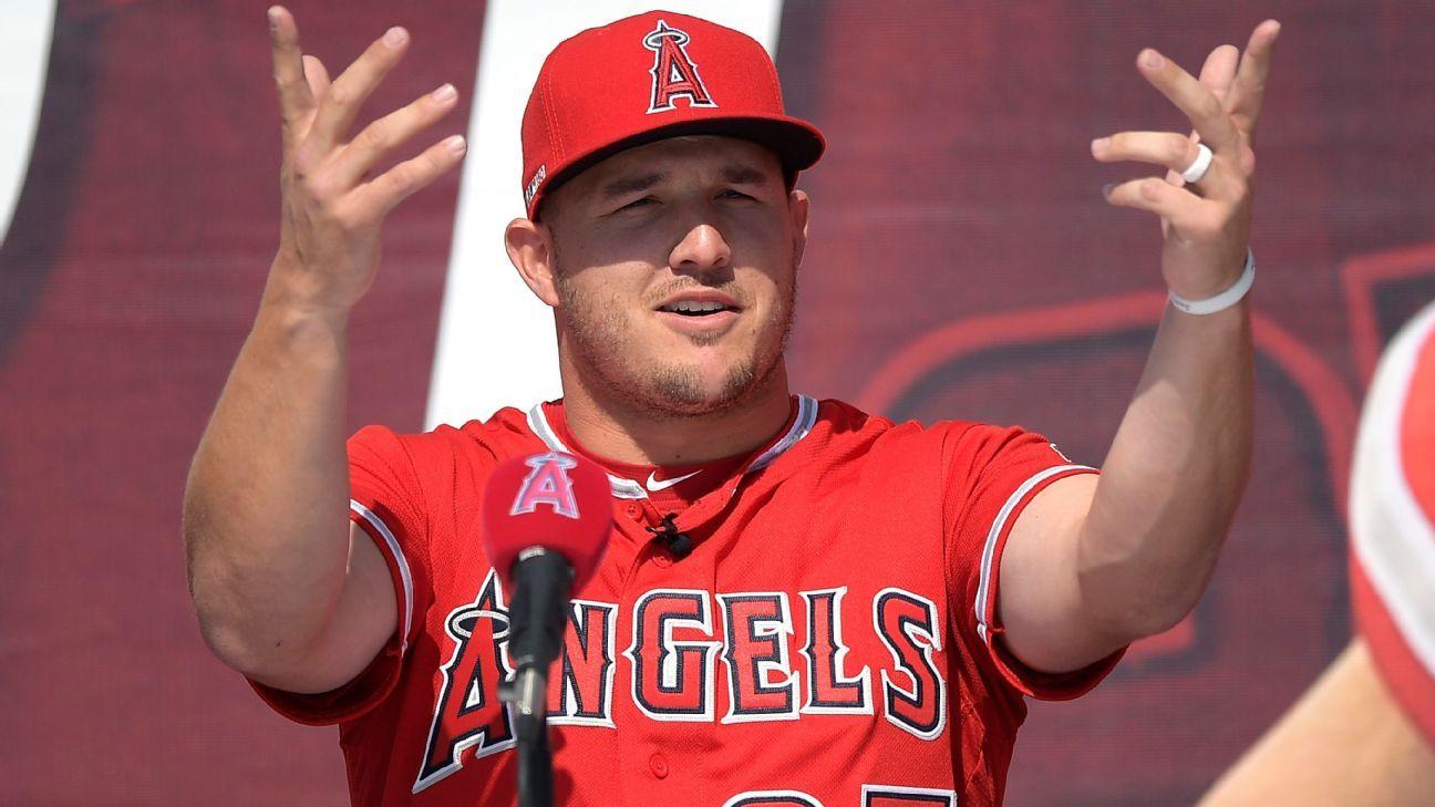 Mike Trout: nunca pensé en dejar a los Angelinos