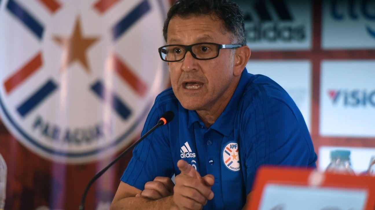 """""""Osorio dejó un mal recuerdo en Paraguay"""", opinan periodistas guaraníes"""
