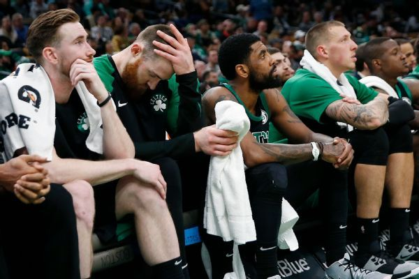 Celtics projecting confidence as losses pile up