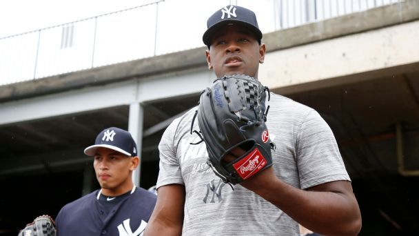 Everything you need to know about Luis Severino's shoulder injury