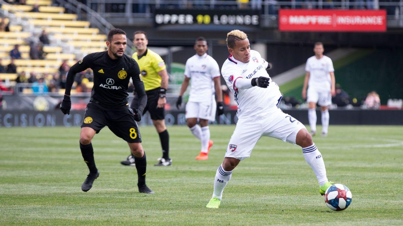 Michael Barrios es el latino destacado en la jornada 4 de la MLS