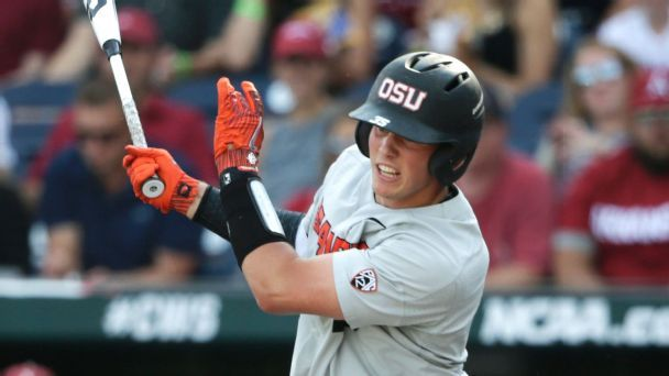 Keith Law's 2019 Big Board: Updated top 100 draft prospects