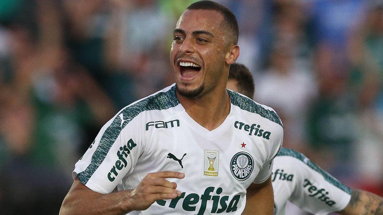 Palmeiras: Veja por que Felipão tirou Arthur Cabral no intervalo contra o Sampaio Corrêa