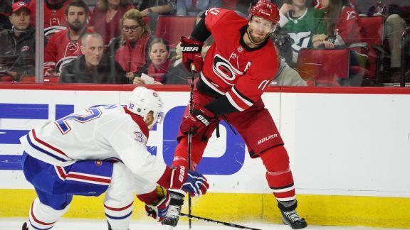 Fantasy NHL: Jordan Staal among week's top waiver wire picks