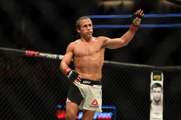Retired UFC Hall of Famer Faber mulling return