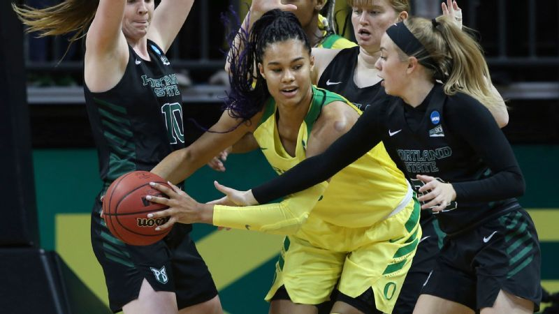 What athletes eat: Oregon basketball player Satou Sabally's Gambian rice dish