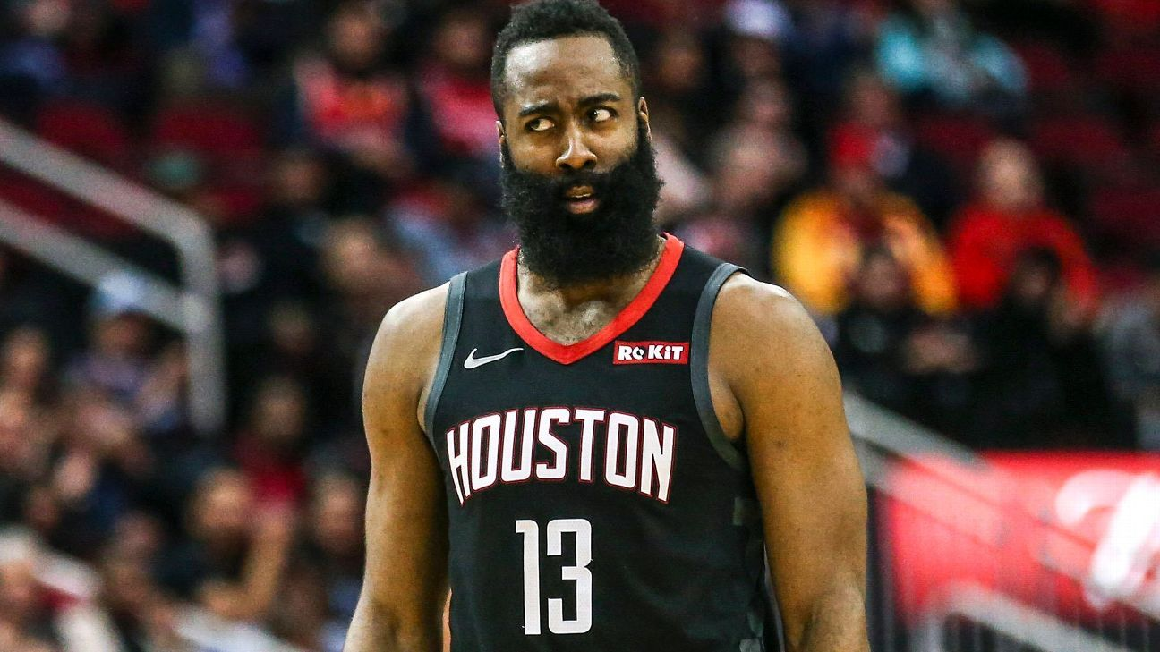 Harden's workload is through the roof -- what does it mean for the playoffs?