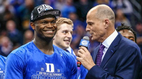 Jay Bilas' NCAA tournament rankings: Sweet 16 edition