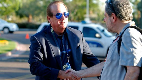 Chargers owner Dean Spanos comfortable in L.A., looking for permanent home