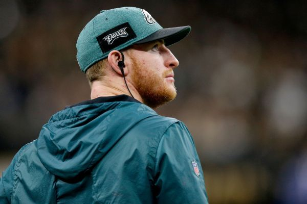 Roseman: Wentz extension a priority for Eagles
