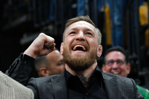McGregor on Khabib melee: 'This war is not over'