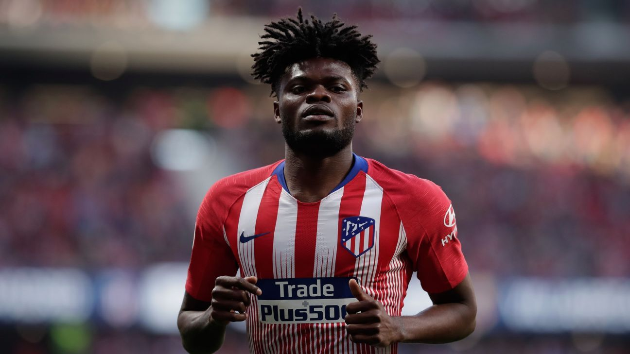 Arsenal, Manchester City interest excites Atletico's Thomas - source