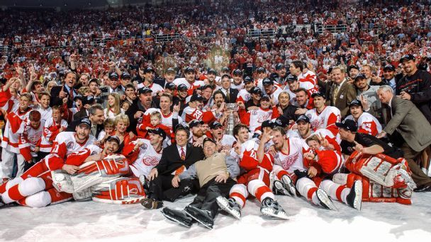 Stanley Cup Madness: Who was the best champ of the past 16?