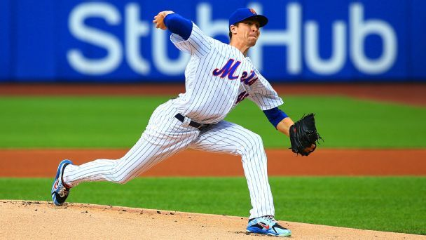 Olney: Mets faced intense pressure to lock up deGrom. They delivered