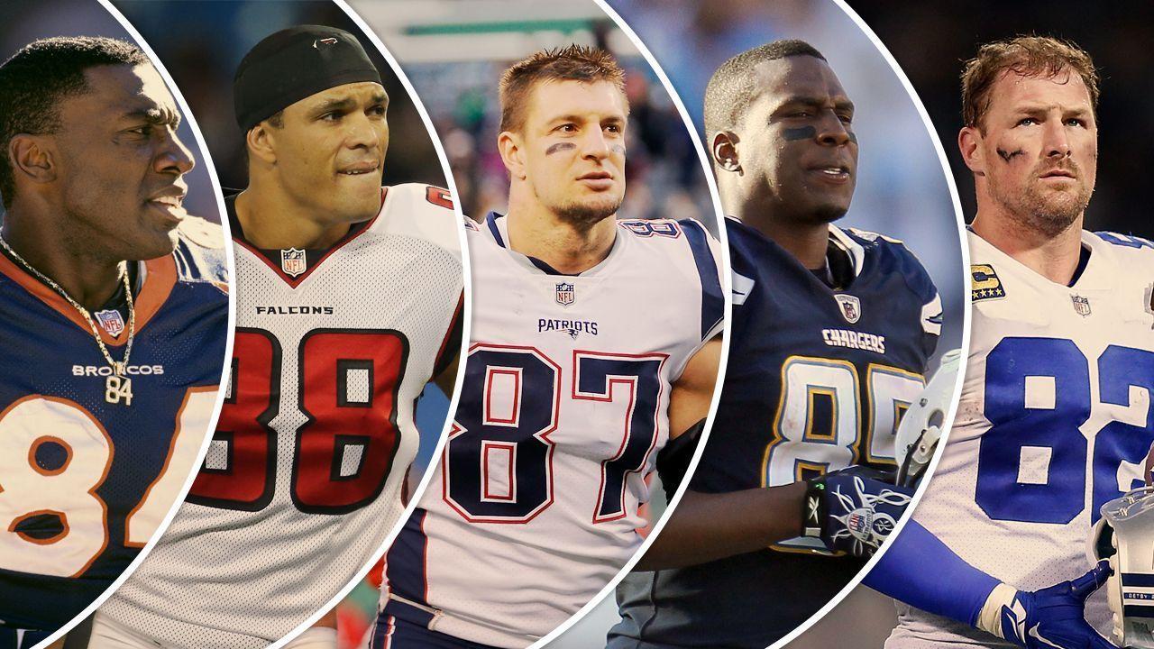 NFL: Rob Gronkowski é o melhor tight end na história da liga?